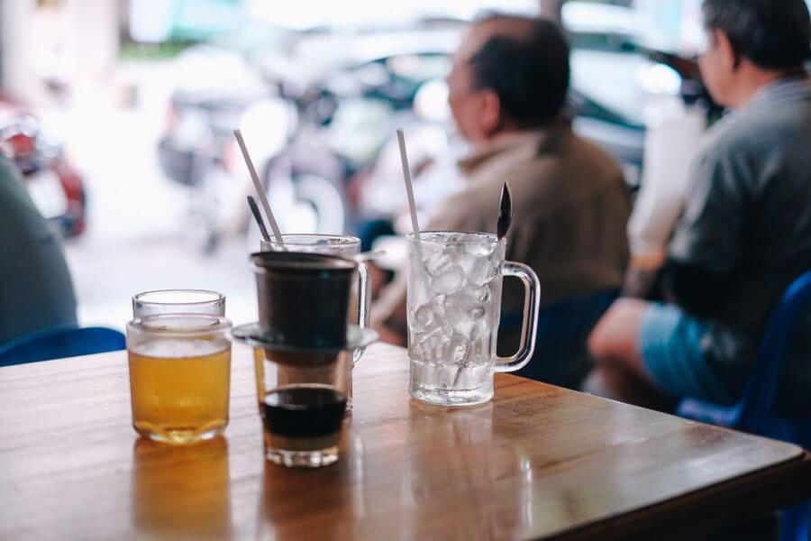 Cách pha cafe để bán hàng